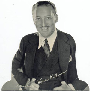 Warren William