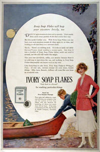 Ivory Soap advertisement
