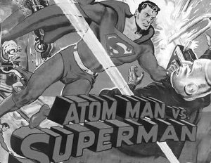 Atom Man Vs Superman