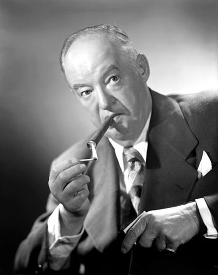 Sydney Greenstreet as Nero Wolfe