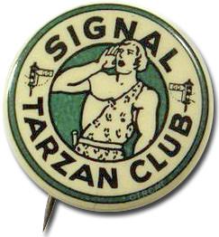 Tarzan Club