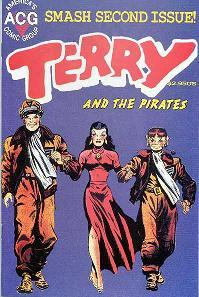 Terry and the Pirates cover