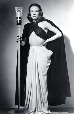 Marion Sweet played the role of The Dragon Lady in the old time radio classic.