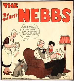 The Nebbs Comic