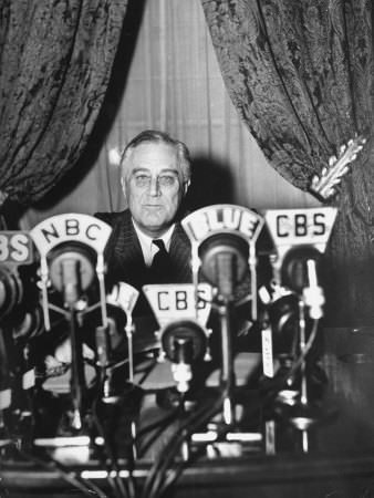 FDR WWII Broadcast