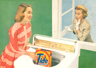 Tide Advertisement