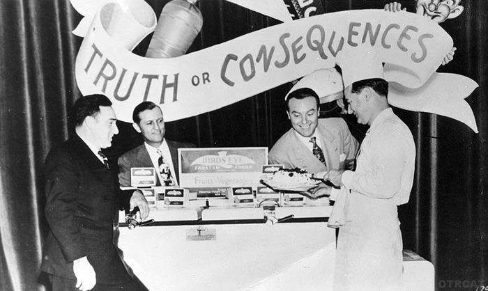 Truth or Consequences Radio Show
