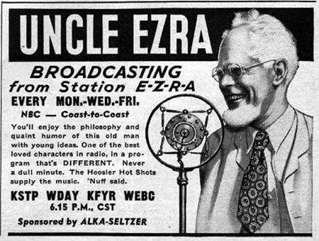 Uncle Ezra
