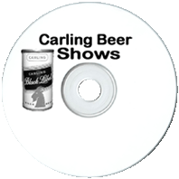 Carling Beer Shows & Challenge Into Space