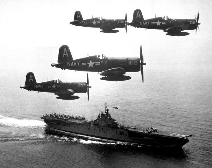US Navy 1951