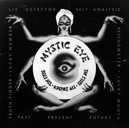 Mystic Eye Game