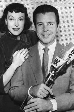 Virginia Gregg & Dick Powell