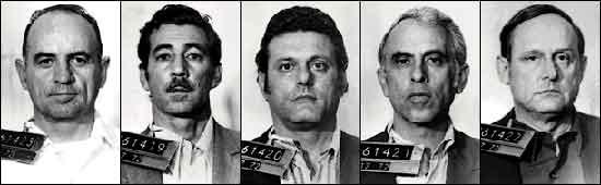 Watergate Burglars