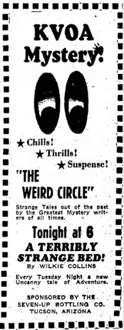 Weird Circle Ad