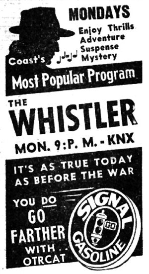 Whistler Advertisement