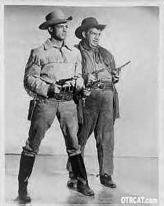 Guy Madison & Andy Devine