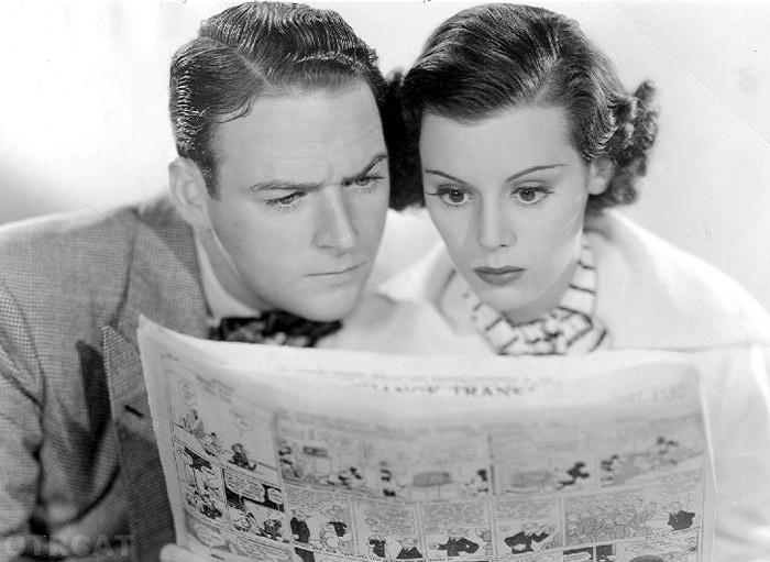 William Gargan & Helen Mack
