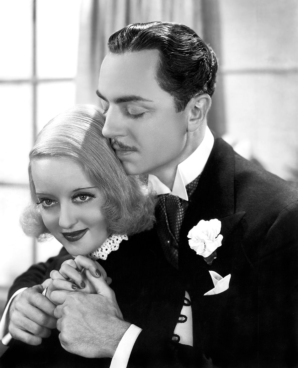 William Powell and Betty Davis