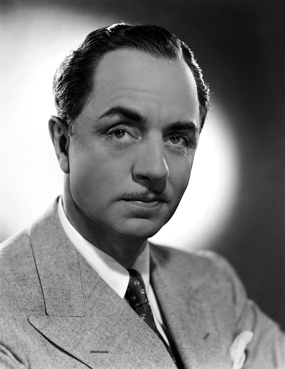 William Powell old