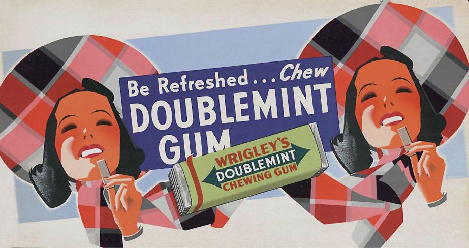 Wrigley Chewing Gum