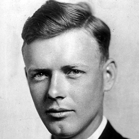 Young Charles Lindbergh
