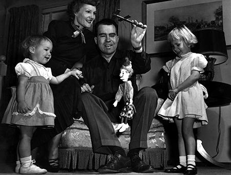 Young Nixon