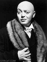 Peter Lorre publicity photo